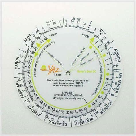 pregnancy due date calculator wheels pregnancy wheel