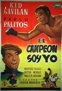 """""""CAMPEON SOY YO, EL"""" MOVIE POSTER """"EL CAMPEON SOY YO"""" MOVIE POSTER"""