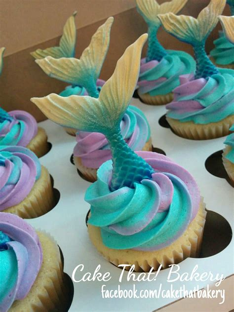 mermaid tail cupcakes mermaid cakes mermaid cupcakes