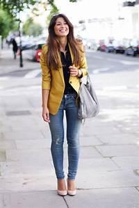 Tenue Printemps Femme : 1001 id es comment s 39 habiller aujourd 39 hui et toute la semaine ~ Melissatoandfro.com Idées de Décoration