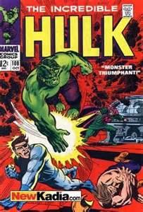 <b>Hulk</b> #108 <b>Comic</b> <b>Books</b> - Covers,