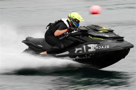 The Ocean's Fastest Jet Ski 'the Black