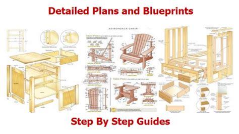 wooden garden furniture plans   build diy