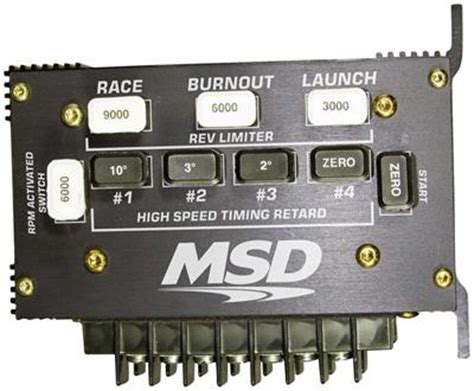 Msd 7al 3 Wiring by Msd 7330 7al 3 Ignition System