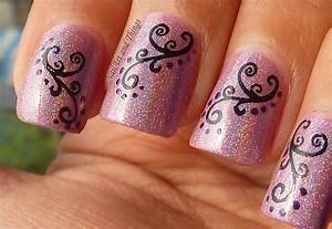 Nail art designs trends for short long nails