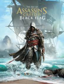 The Art of Assassin's Creed IV Black Flag (book review ...