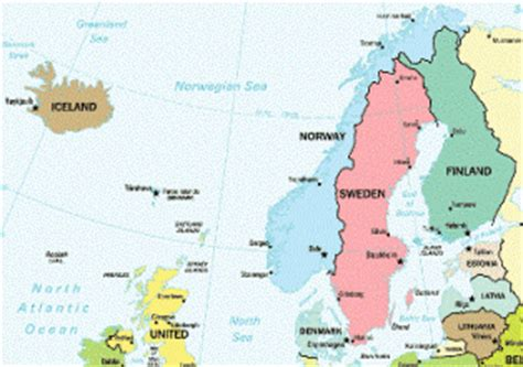 Which For The Nordic Countries Opinions On Nordic Countries