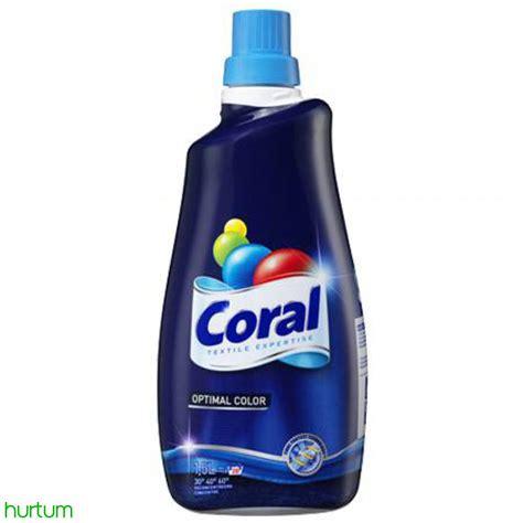 coral colored l coral optimal color płyn do prania kolor 243 w 1 5 l w hurtum pl