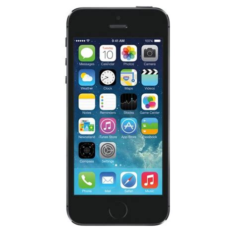 brand new apple iphone 5s 16gb black unlocked ebay