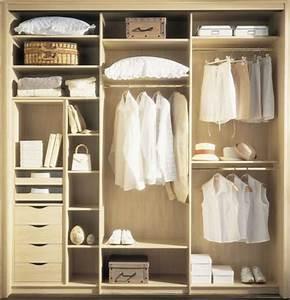 Rangement Placard Cuisine : placard et rangement dressing idees ~ Preciouscoupons.com Idées de Décoration