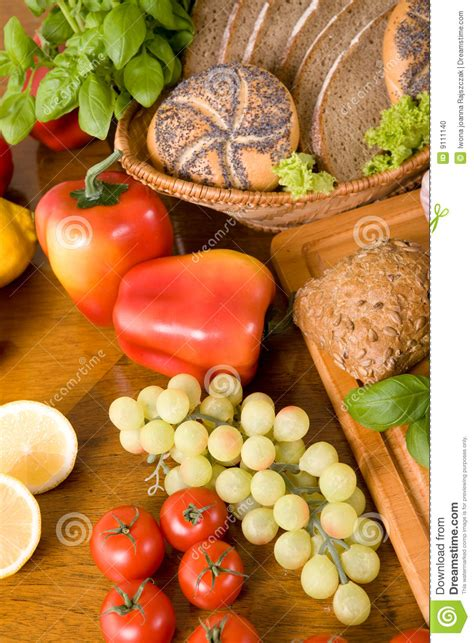 composition cuisine composition of food stock photo image 9111140