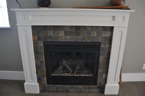 slate fireplace surrounds  white mantle google