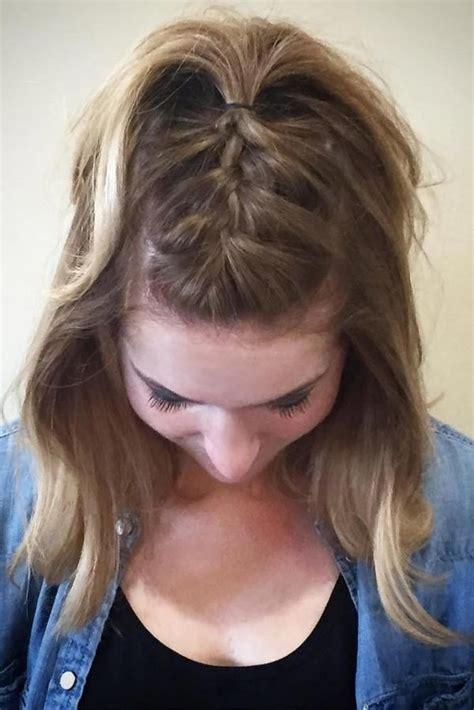 coiffures cheveux courts les  belles  de