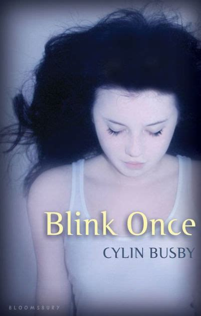 Blink Barnes And Noble by Blink Once By Cylin Busby Hardcover Barnes Noble 174