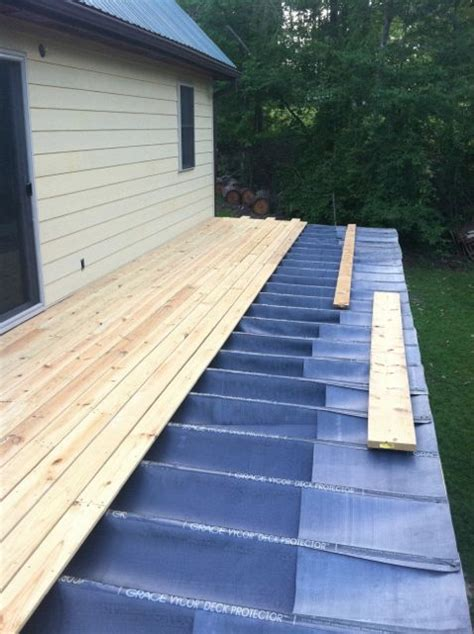 Under Deck Drainage Systems  Decks & Fencing Contractor
