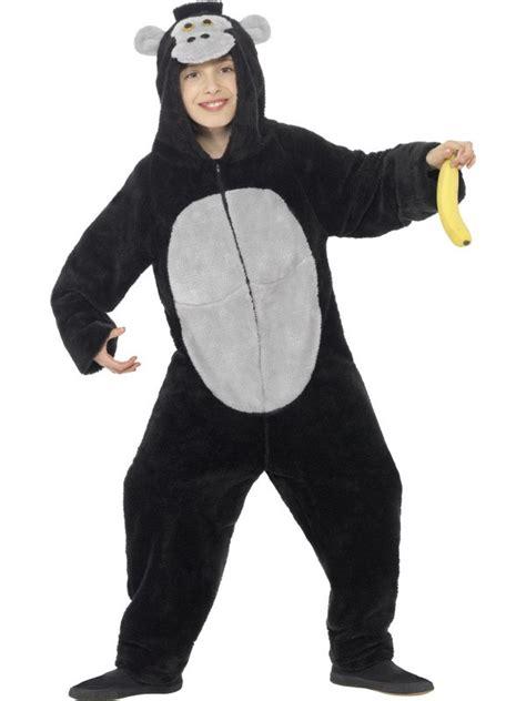 gorilla kostüm kinder weiches gorilla kost 252 m f 252 r kinder