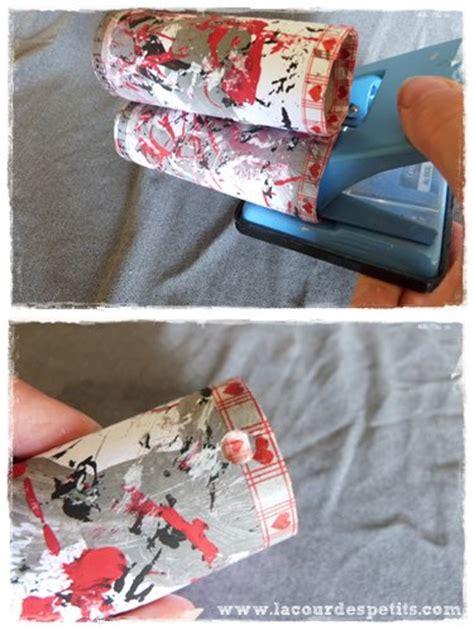 bricolage en rouleau de papier toilette 4 les jumelles la cour des petits