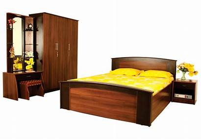 Bedroom Classic Table Side Cot Bed Wardrobe