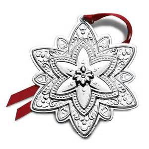 2015 towle master snowflake silver ornament silver superstore