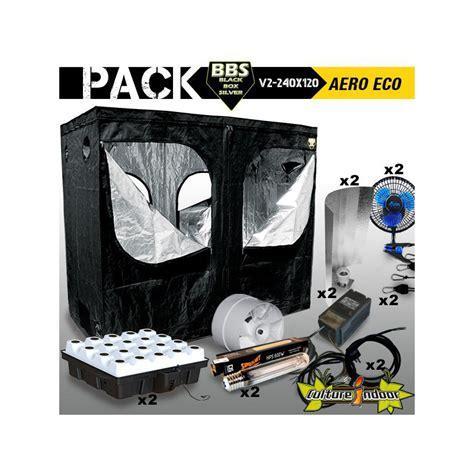 pack chambre de culture pack chambre de culture complèteblack box v2 240 x 120