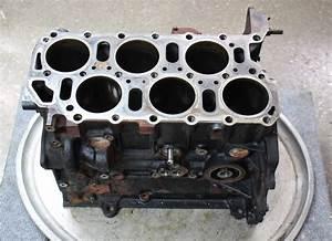 Engine Cylinder Block 2 8 12v Vr6 Afp 99-05 Vw Jetta Gti Mk4