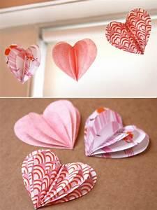 Deko Aus Papier : wanddeko aus papier selber machen ~ Lizthompson.info Haus und Dekorationen