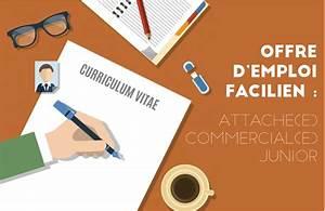Offre D Emploi Perpignan Pole Emploi : offre d 39 emploi attach e commercial e junior facilien ~ Dailycaller-alerts.com Idées de Décoration
