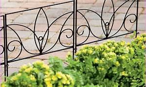Fascinate Decorative Garden Fencing — Fence Ideas