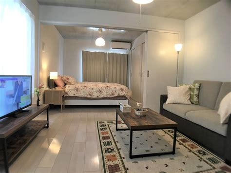 Appartment In Tokyo by Modern Living Tokyo Furnished Guesthouses Apartments