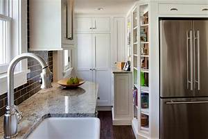 8 small kitchen design ideas to try hgtv With kitchen designs for small kitchens