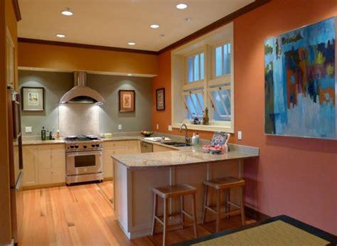 couleur de peinture pour cuisine peinture cuisine 40 idées de choix de couleurs modernes