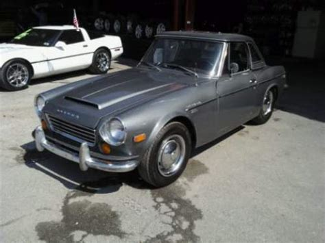 Used Datsun 2000 For Sale 1970 used datsun 2000 roadster car sales houston tx vic