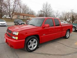 Sell used 2004 Chevrolet Silverado 1500 SS Extended Cab ...