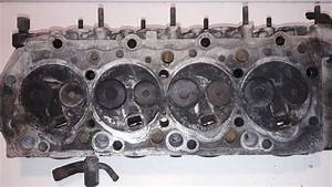 Mitsubishi L200 Pajero 2 5 Turbo Diesel 4d56 Cylinder Head And Valves