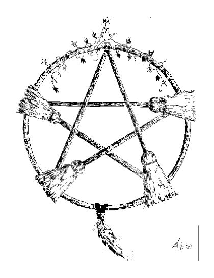 Wiccan Tagged Comments, Wiccan Tagged Graphics & Glitters