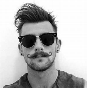 Coupe De Cheveux Homme Hipster : undercut sur le cote homme ~ Dallasstarsshop.com Idées de Décoration