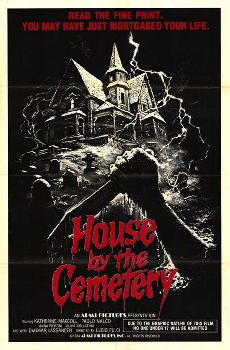 house   cemetery   grindhouse cinema