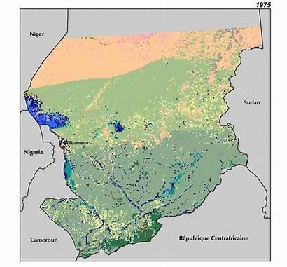 Chad Land Africa West