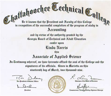 diploma technical diploma meaning