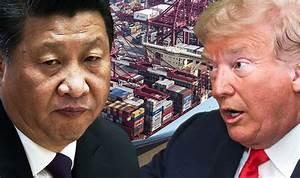 China-US trade war INTENSIFIES: Beijing threatens ...