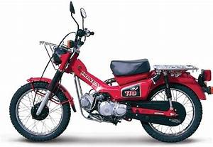 Honda Ct90 Ct110 Postie Bikes Workshop Service Manuals