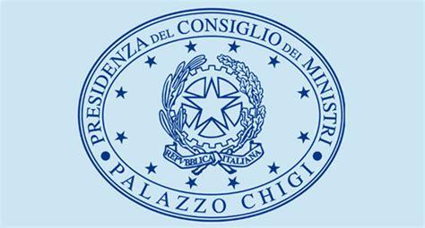 Pec Presidenza Consiglio Dei Ministri by Diretta Www Governo It