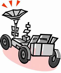 Moon Rover Clipart (page 4) - Pics about space