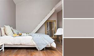 deco chambre mansardee best idee rangement with deco With comment repeindre une chambre