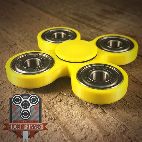 small rubber caps edc spinner bar fidget with caps addictive