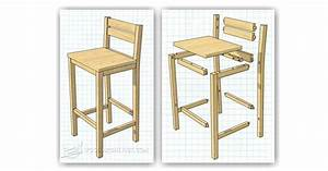 DIY Bar Stools • WoodArchivist
