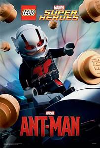 Movies, Lego, Releases, Ant