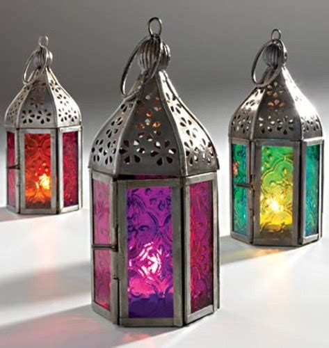 moroccan style hanging lantern tea light candle holder details about moroccan style mini lantern tea light candle