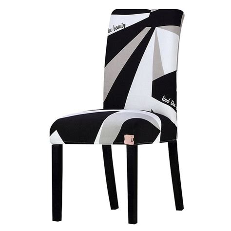 Printing Stretch Chair Cover Slipcovers for chairs
