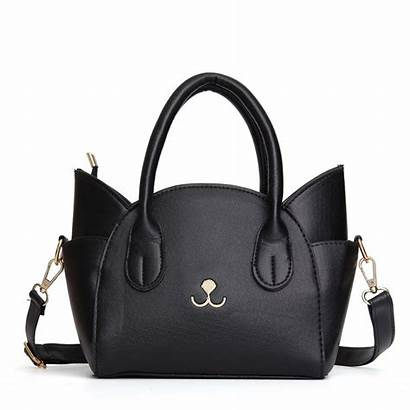 Cat Handbags Leather Bag Handbag Purse Cats